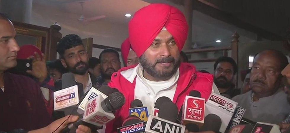 Punjab Minister Navjot Singh Sidhu said the government should stop politicising the Army. (Image Credit: ANI)