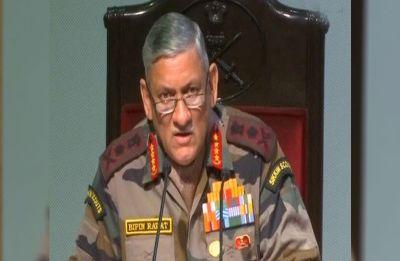 Army chief Bipin Rawat to visit Bikaner where IAF Sukhoi-30 shot down Pakistani drone