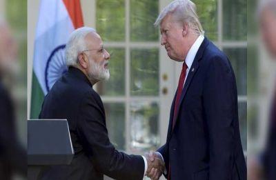 India downplays US President Donald Trump's preferential trade status termination threat