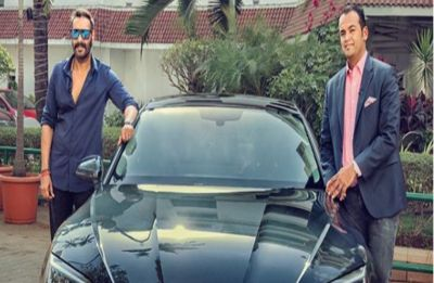 Ajay Devgan bags a Rs 54-lakh Audi A5 Sportback car for best answer in 'Koffee with Karan'