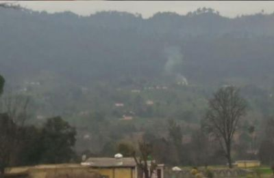 Pakistan violates ceasefire in Krishna Ghati Sector of Poonch district