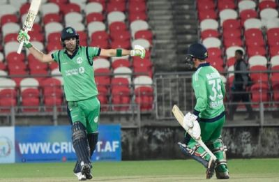 Ireland beat Afghanistan by 4 wickets in 3rd ODI to level series 1-1