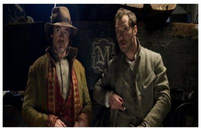'Sherlock Holmes 3' delayed, to now release in Christmas 2021