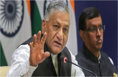 Balakot Strike Death Count: Union Minister VK Singh shuts down detractors with 'mosquito' tweet