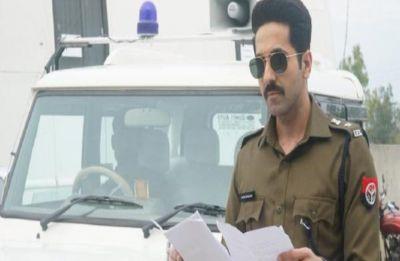 Anubhav Sinha's investigative drama to feature Ayushmann as a cop