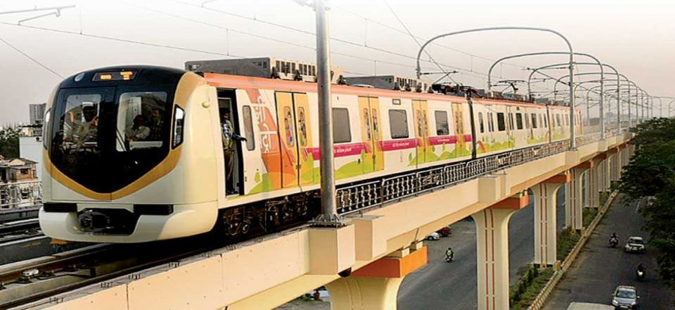 PM Modi to flag off 13.5 km stretch of Nagpur Metro tomorrow (File Photo)