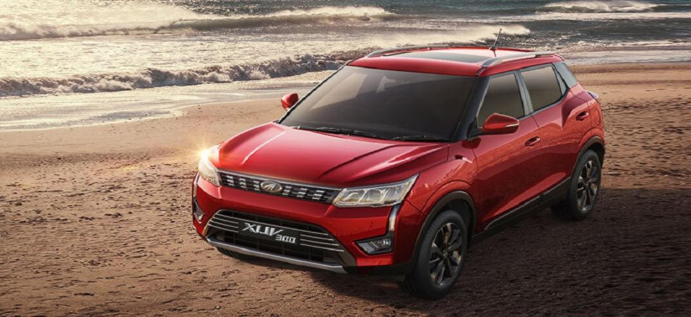 Mahindra XUV300 outshines Ford Ecosport in February 2019 sales (Image credit: Mahindra website)