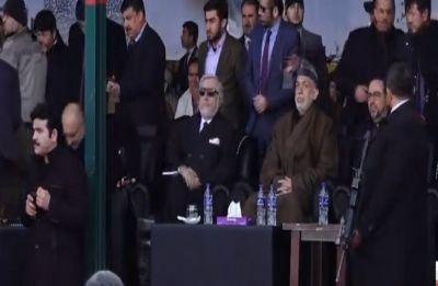 Multiple blasts, mortar attack rock Kabul, Afghan Presidential candidate Pedram injured