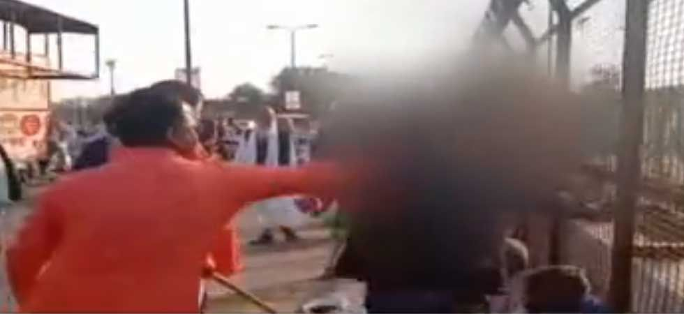 (Photo: Screengrab of the assault video)