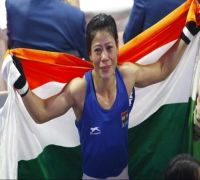 MC Mary Kom remained undefeated on her return to 51kg category
