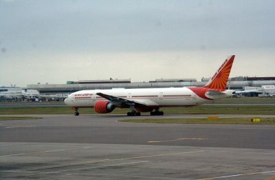 Air India flight from Delhi to Durgapur lands in Lucknow due to snag, passengers create ruckus