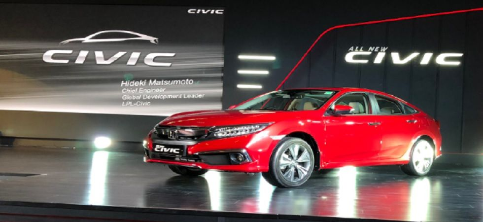 2019 Honda Civic Launched In India At Rs 17.69 Lakh, Know