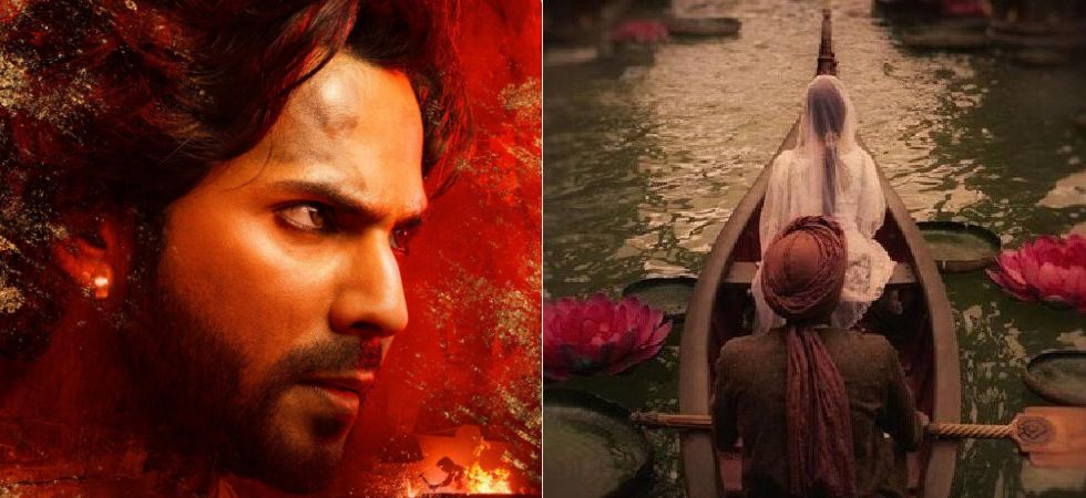 Varun Dhawan's look for Kalank out; actor looks fiery and fearless (Instagram)