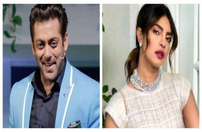 Salman Khan having second thoughts about starring in Sanjay Leela Bhansali movie because of Priyanka Chopra?