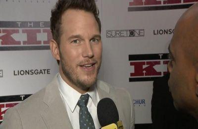 Chris Pratt talks about playing villain in 'The Kid'