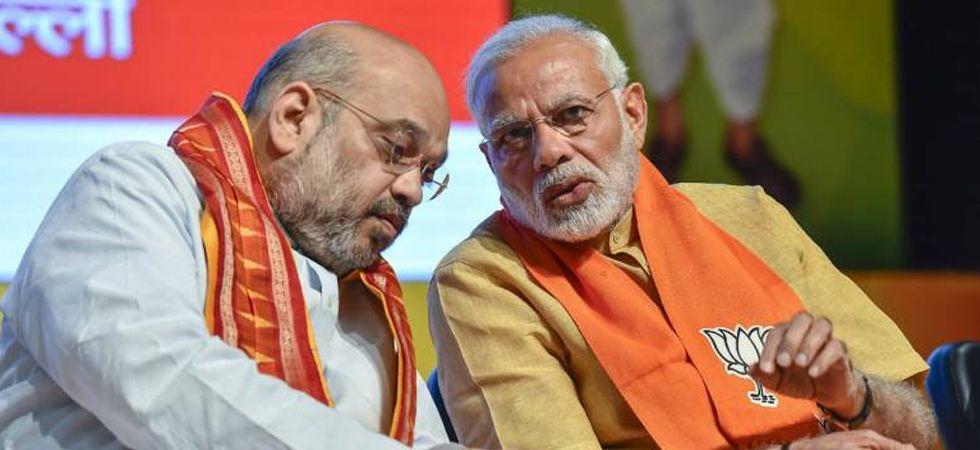 BJP President Amit Shah and Prime Minister Narendra Modi (File Photo)