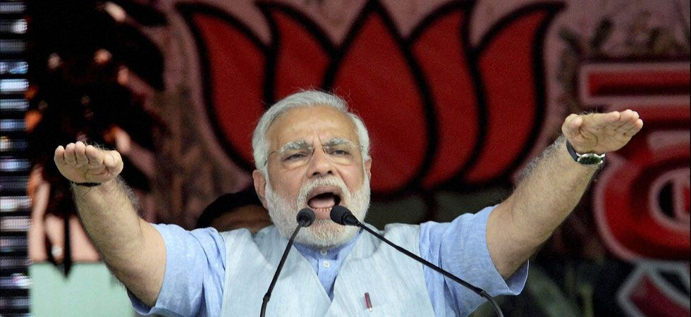 46 per cent of the respondents of Bihar said that Narendra Modi is their preferred choice for the prime ministerial post in 2019. (File Photo: PTI)