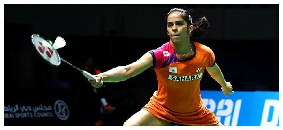 Saina Nehwal continued to struggle against Tai Tzu Ying as she crashed out in straight games at the All England Badminton tournament. (Image credit: Twitter)