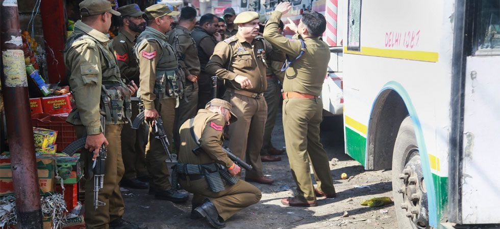Jammu bus stand blast: Death count rises to two in grenade explosion (File Photo)