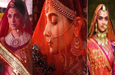 Alia Bhatt's look in Kalank inspired from Padmavaat or Jodha Akbar?