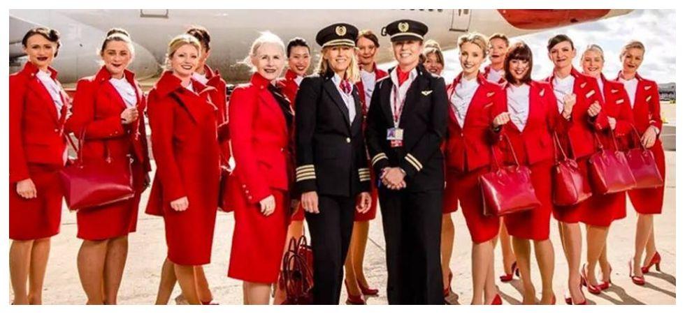 British airline drops mandatory 'makeup' for female cabin crew (Photo: Facebook)