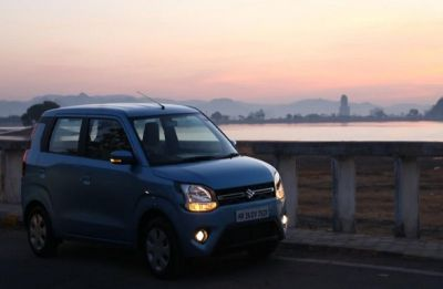 Maruti Suzuki introduces WagonR CNG at Rs 4.84 lakh, details inside