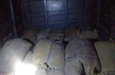 1,000 kg of explosive material seized in Kolkata, 2 arrested