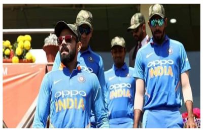 Opinion: Indian cricket team's army-style cap tribute in Ranchi ODI – Genuine or short-sighted?
