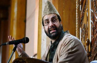 NIA summons Mirwaiz Umar Farooq, Syed Ali Shah Geelani's son for questioning in Delhi