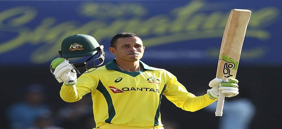 Khawaja became the second oldest Australian to score a maiden ton (Image Credit: Twitter)