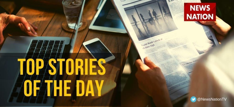 Top stories of March 9, 2019.