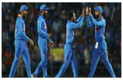 Virat Kohli blames dew, blasts DRS following record loss in Mohali vs Australia