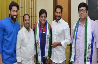 Lok Sabha Elections 2019: Telugu actor Ali joins YSR Congress Party