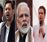 Opinion Poll: 'Modi wave' to continue in Bihar, RJD-Congress-led grand alliance may win 10 seats