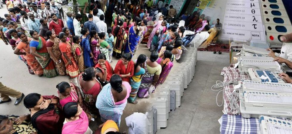 Announcing the seven-phase schedule for 2019 Lok Sabha polls, Chief Election Commissioner Sunil Arora also said 10 lakh polling stations would be set up this time as against about nine lakh in 2014.