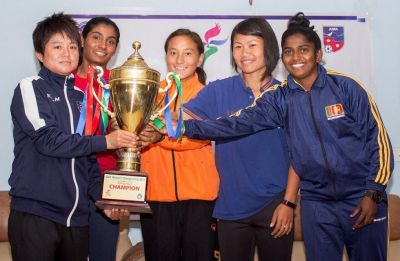 We will go all out to retain the trophy: Maymol Rocky