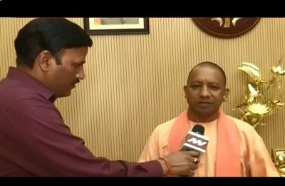 BJP will win Amethi and Azamgarh - Uttar Pradesh CM Yogi Adityanath challenges Congress, SP