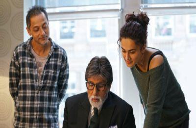 Badla international box office: Amitabh Bachchan starrer bags $1.71 million in first weekend