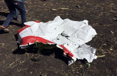 Ethiopian Airlines: Black box recovered in flight crash probe