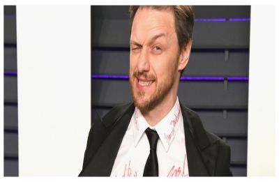 James McAvoy auctions Oscars signed shirt for Cancer fundraiser, here's how to win it
