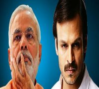 Vivek Oberoi hurt while shooting for Modi biopic