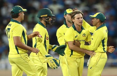 Australia aim to achieve RARE historical record ahead of Delhi ODI