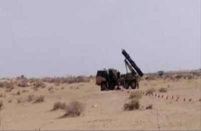 India successfully conducts third test fire of Pinaka guided missile at Pokhran
