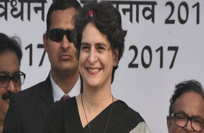 Priyanka Gandhi posts her first tweets, quotes Mahatma Gandhi's message for peace