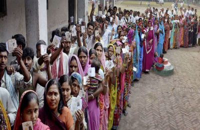 Lok Sabha Elections 2019: Here's the list of constituencies going for polls in sixth phase