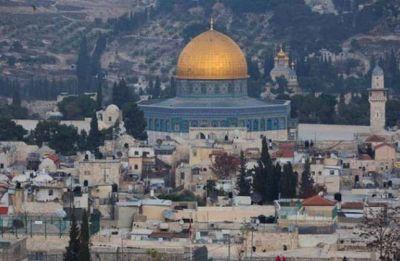 Israel shuts Jerusalem holy site after unrest