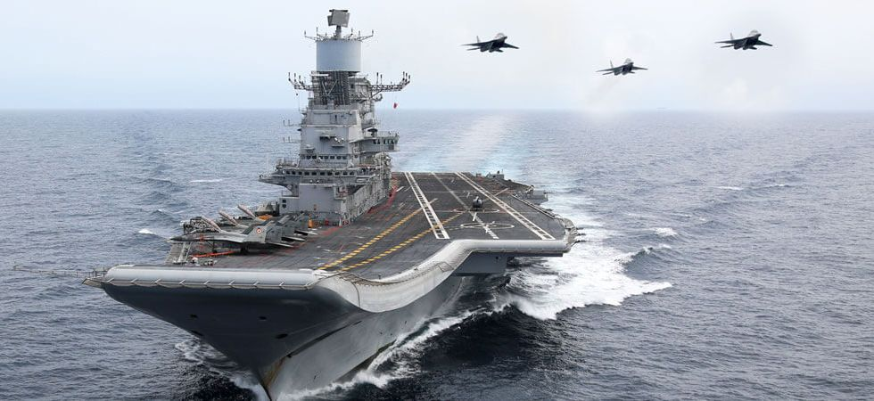 Indian Navy results announced (File Image)