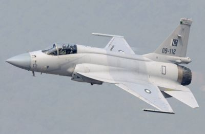 Pakistan, China jointly upgrade JF-17 Thunder jets, seen as answer to India's Tejas