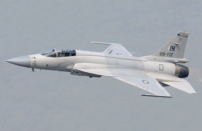 Amid tensions with India, Pakistan successfully tests 'smart weapon' from JF-17 fighter jet