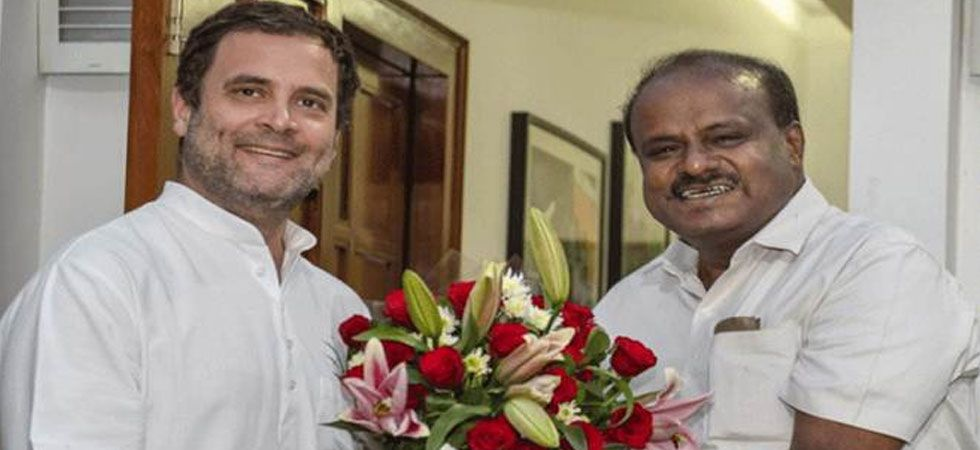 Congress, JDS agree on 20-8 seat-sharing deal in Karnataka (File Photo: PTI)